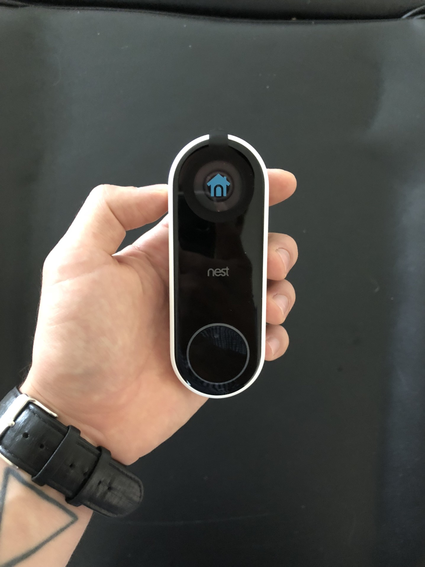 smart home clé